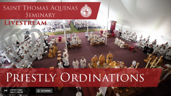 SSPX June ordinations