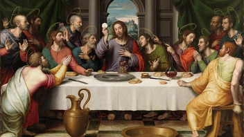 Mass of the Last Supper
