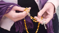 The Holy Rosary — the sword of each Knight
